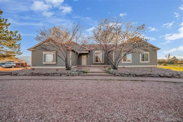 10815 N Solar Drive, Littleton, CO 80125 (#8675373) :: Chateaux Realty Group