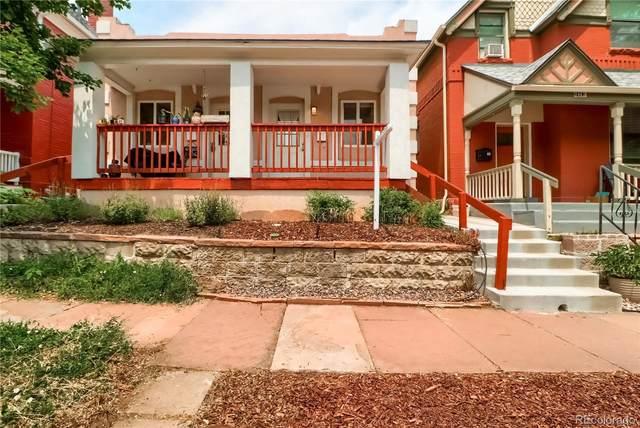 2465 W Caithness Place, Denver, CO 80211 (#8675564) :: Wisdom Real Estate