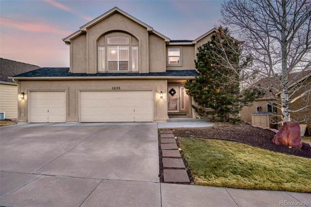 1235 Lawn Lake Trail, Colorado Springs, CO 80921 (#8676055) :: The Griffith Home Team