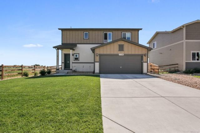1128 Glen Creighton Drive, Dacono, CO 80514 (MLS #8676545) :: 8z Real Estate