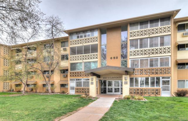 650 S Clinton Street 1A, Denver, CO 80247 (#8677044) :: The Dixon Group