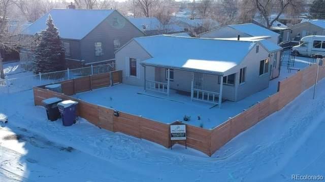 3440 W Dakota Avenue, Denver, CO 80219 (#8677169) :: The HomeSmiths Team - Keller Williams