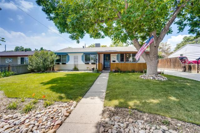 7341 Canosa Court, Westminster, CO 80030 (MLS #8677197) :: 8z Real Estate