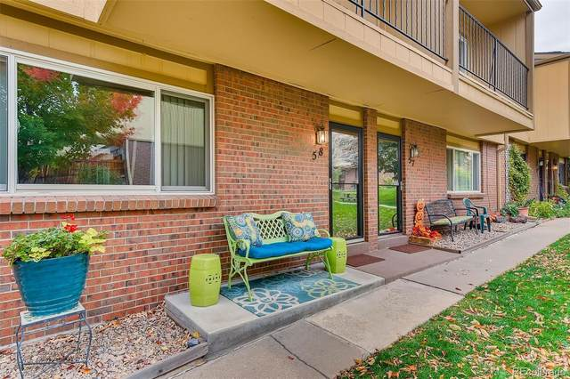 750 Tabor Street #58, Lakewood, CO 80401 (#8677360) :: The DeGrood Team