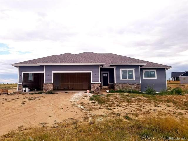 1180 Antelope Drive, Bennett, CO 80102 (MLS #8677420) :: 8z Real Estate