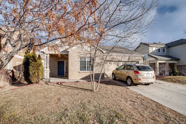 11662 Fairplay Street, Commerce City, CO 80603 (#8677765) :: Relevate | Denver