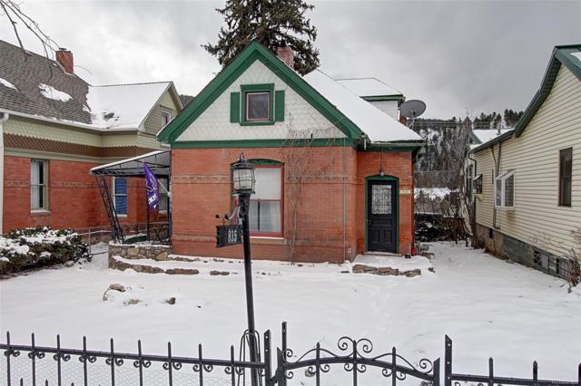 835 Colorado Boulevard, Idaho Springs, CO 80452 (#8677919) :: Bring Home Denver