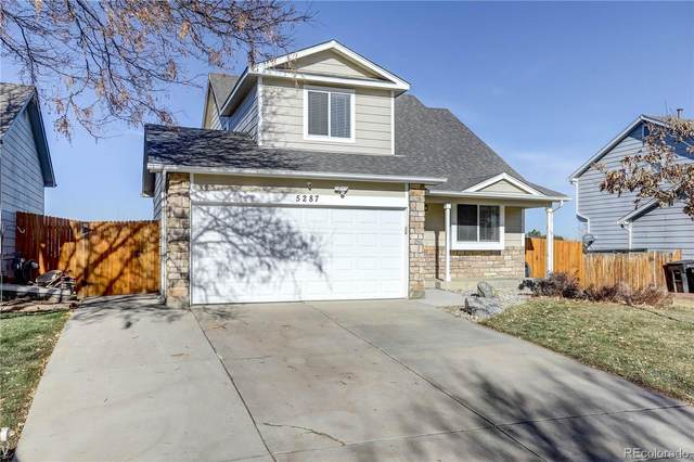 5287 E 123rd Court, Thornton, CO 80241 (#8678034) :: Chateaux Realty Group