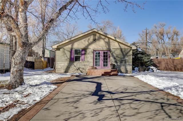 1195 Balsam Street, Lakewood, CO 80214 (MLS #8678772) :: Wheelhouse Realty