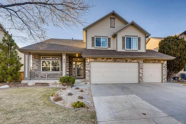 949 Sparrow Hawk Drive, Highlands Ranch, CO 80129 (#8678803) :: Realty ONE Group Five Star