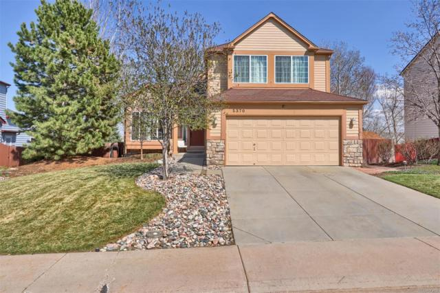 5370 S Genoa Street, Centennial, CO 80015 (#8678847) :: The Healey Group