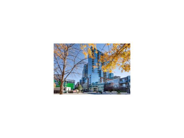 1700 Bassett Street #2112, Denver, CO 80202 (#8679094) :: Thrive Real Estate Group