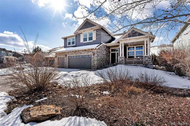 2212 Ridgetrail Drive, Castle Rock, CO 80104 (#8679186) :: My Home Team