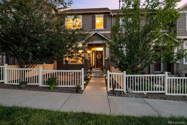 3838 Tranquility Trail, Castle Rock, CO 80109 (#8679217) :: The DeGrood Team