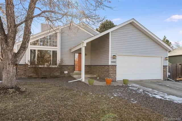 14880 E Ohio Avenue, Aurora, CO 80012 (#8679606) :: Stephanie Fryncko | Keller Williams Integrity
