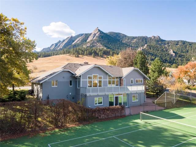 601 Baseline Road, Boulder, CO 80302 (#8680003) :: The DeGrood Team