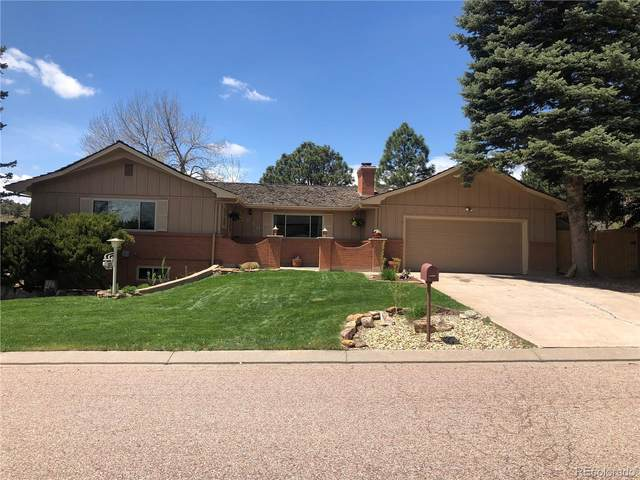 6810 Dauntless Court, Colorado Springs, CO 80919 (#8680042) :: Hudson Stonegate Team