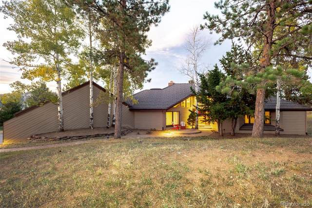 23893 Shooting Star Lane, Golden, CO 80401 (#8680124) :: The HomeSmiths Team - Keller Williams