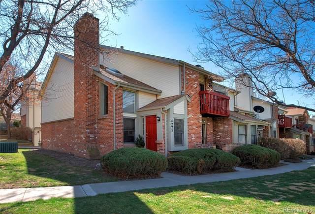 4225 S Granby Street A, Aurora, CO 80014 (MLS #8680144) :: 8z Real Estate