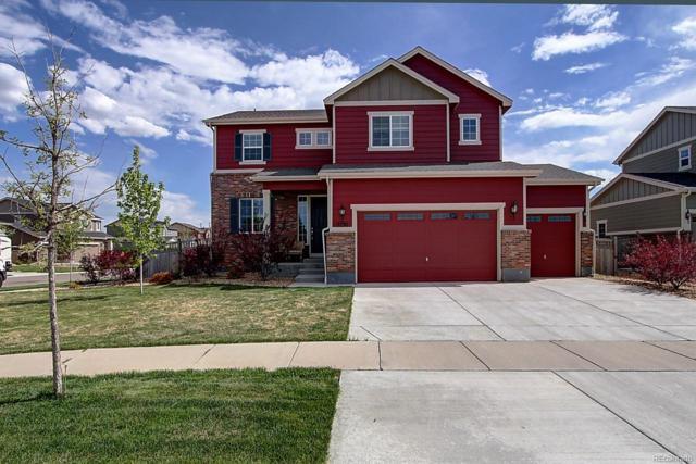 19790 E 61st Drive, Aurora, CO 80019 (MLS #8680472) :: 8z Real Estate