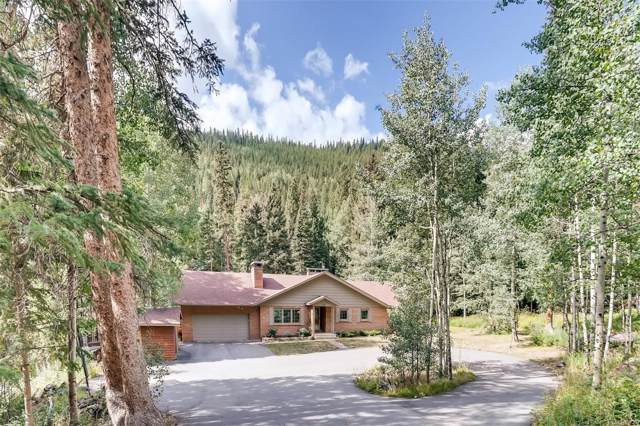 2831 Mill Creek Road, Dumont, CO 80436 (MLS #8680480) :: 8z Real Estate
