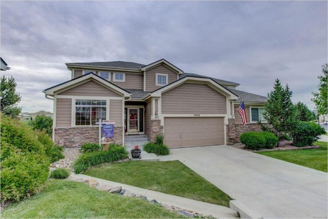 13932 Legend Way #101, Broomfield, CO 80023 (#8680585) :: The Galo Garrido Group