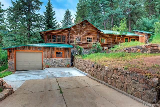 5742 Santa Clara Road, Indian Hills, CO 80454 (#8680626) :: Kimberly Austin Properties