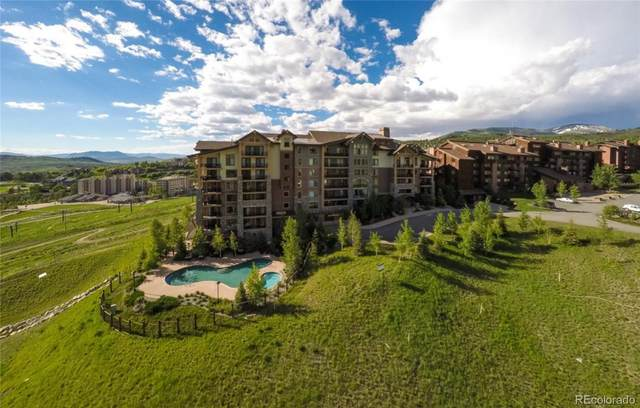 2410 Ski Trail Lane #2803, Steamboat Springs, CO 80487 (#8681153) :: THE SIMPLE LIFE, Brokered by eXp Realty