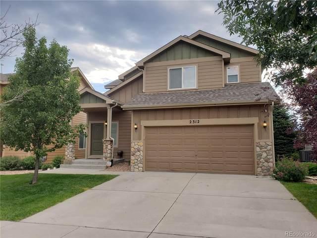 2312 Sierra Springs Drive, Colorado Springs, CO 80916 (#8681514) :: The Gilbert Group