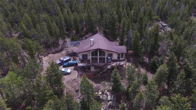 11928 Begole Circle, Golden, CO 80403 (MLS #8681946) :: Bliss Realty Group