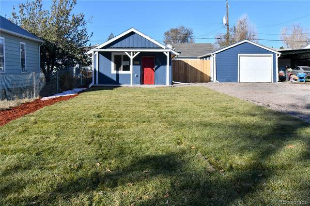 1055 S Patton Court, Denver, CO 80219 (#8682312) :: Realty ONE Group Five Star