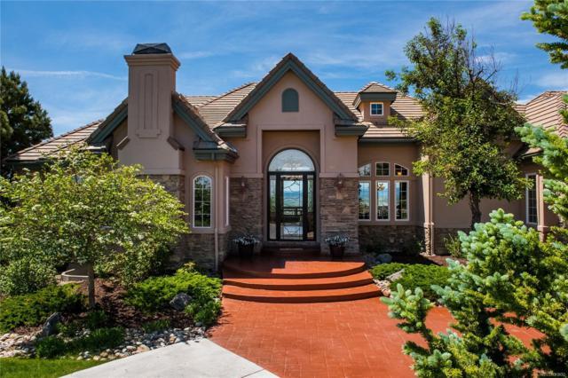 868 Diamond Ridge Circle, Castle Rock, CO 80108 (MLS #8682475) :: 8z Real Estate