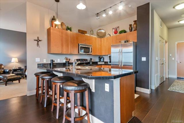 5401 S Park Terrace Avenue 201D, Greenwood Village, CO 80111 (#8682521) :: The City and Mountains Group