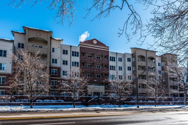 2200 S University Boulevard #109, Denver, CO 80210 (MLS #8682606) :: Bliss Realty Group
