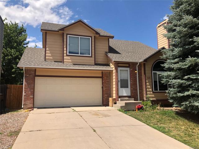 37 S Lindsey Street, Castle Rock, CO 80104 (#8682642) :: The Peak Properties Group
