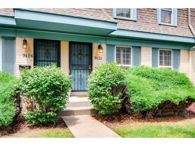 9424 E Girard Avenue, Denver, CO 80231 (MLS #8682692) :: 8z Real Estate