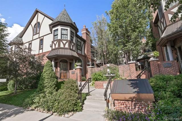 64 S Garfield Street, Denver, CO 80209 (#8683941) :: My Home Team