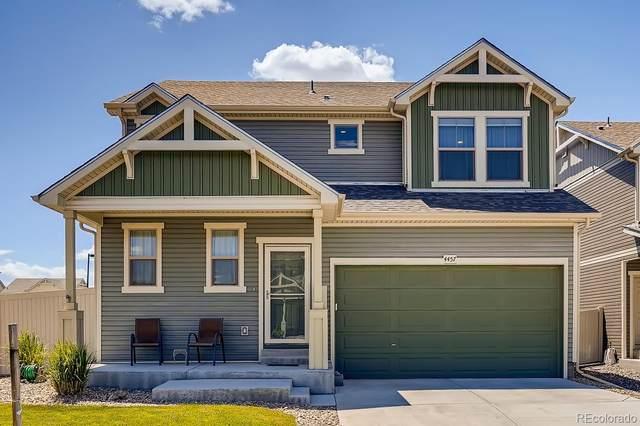 4457 Truckee Street, Denver, CO 80249 (#8684296) :: Peak Properties Group