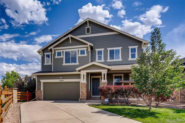 22292 E Bellewood Place, Aurora, CO 80015 (#8684473) :: The DeGrood Team
