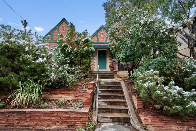 1066 S Vine Street, Denver, CO 80209 (#8684661) :: The Brokerage Group