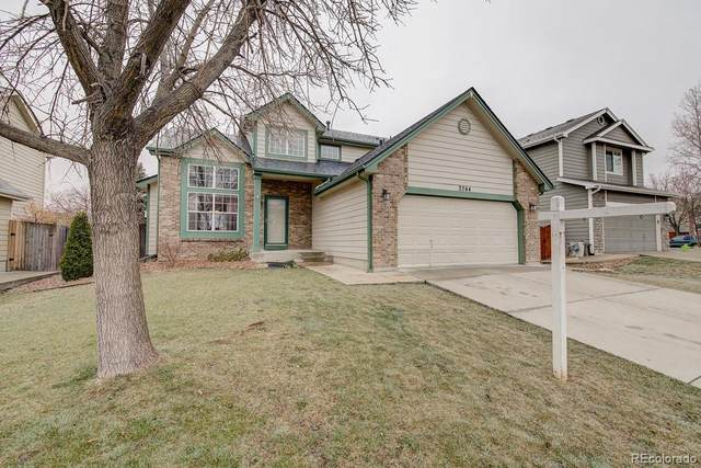 2764 Canossa Drive, Broomfield, CO 80020 (#8684923) :: The Harling Team @ Homesmart Realty Group