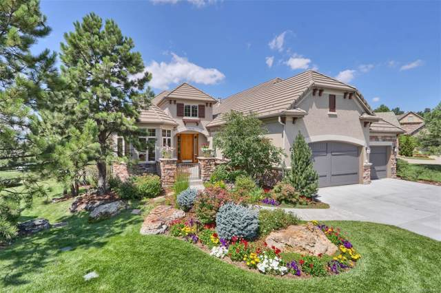 5120 Pine River Trail, Castle Rock, CO 80108 (#8685358) :: The HomeSmiths Team - Keller Williams