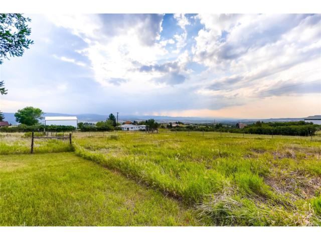 1919 Cora Lane, Castle Rock, CO 80109 (MLS #8685444) :: 8z Real Estate