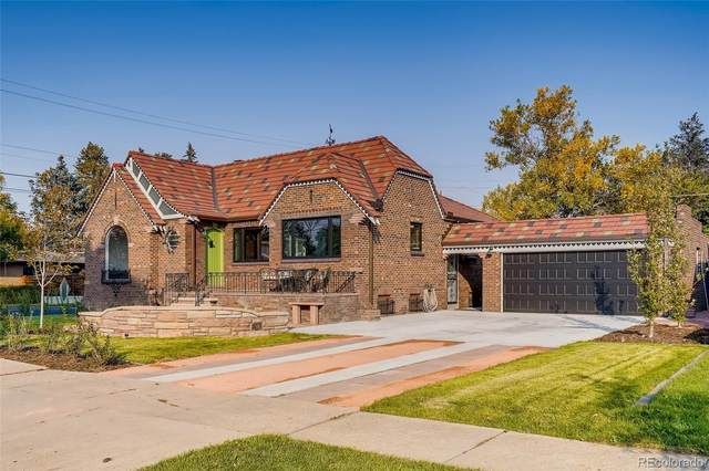 4990 Tennyson Street, Denver, CO 80212 (#8685585) :: Real Estate Professionals