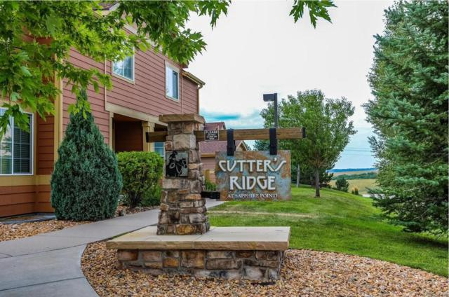 2583 Cutters Circle #104, Castle Rock, CO 80108 (#8685623) :: Colorado Team Real Estate