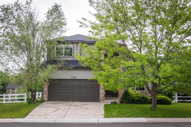 4496 Meyers Court, Castle Rock, CO 80104 (#8685641) :: The Heyl Group at Keller Williams