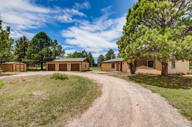 5793 Pinon Drive, Elizabeth, CO 80107 (#8686689) :: iHomes Colorado