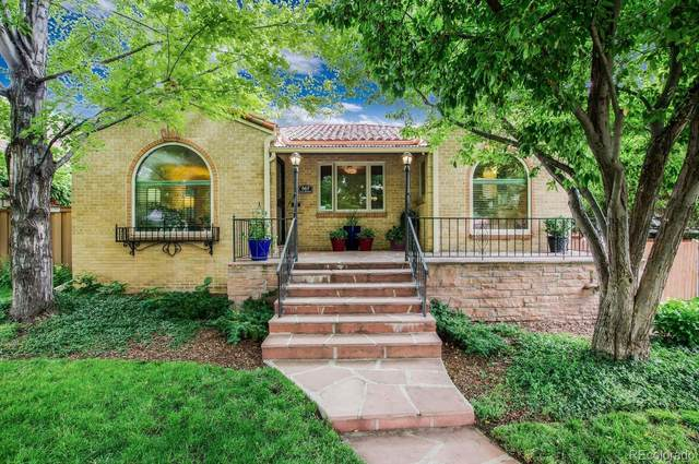 665 Ivy Street, Denver, CO 80220 (#8687535) :: iHomes Colorado