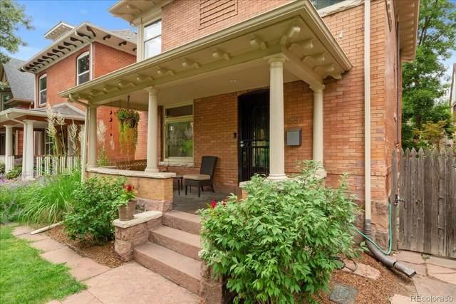 1557 Fillmore Street, Denver, CO 80206 (#8687744) :: Symbio Denver