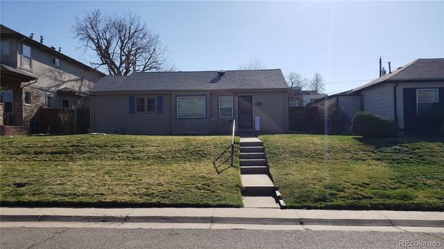 1674 S Madison Street, Denver, CO 80210 (#8687806) :: Re/Max Structure
